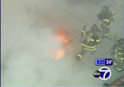 Fdny Staten Island 2nd Alarm Residential Fire Irving Silverstein Staten Island Advance