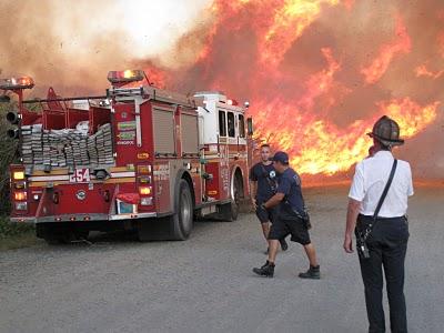 Staten Island 6 Alarm Fire