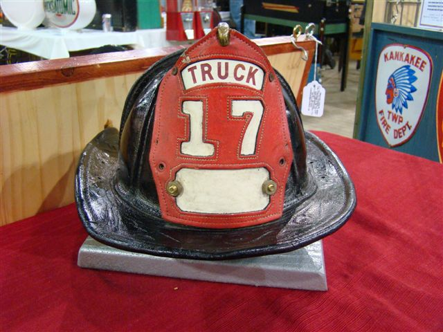 Chicago 17 Truck Vintage Helmet Photo